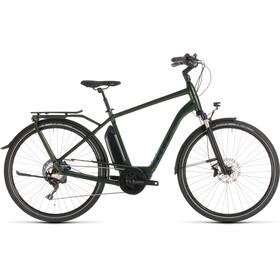Cube Town Sport Hybrid EXC 500 - Vélo de ville électrique - vert